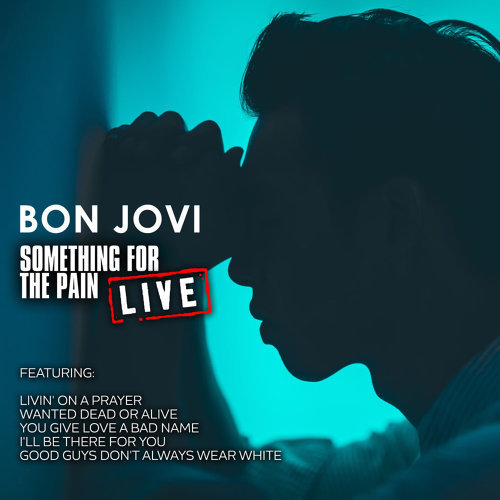 Something For The Pain - Live