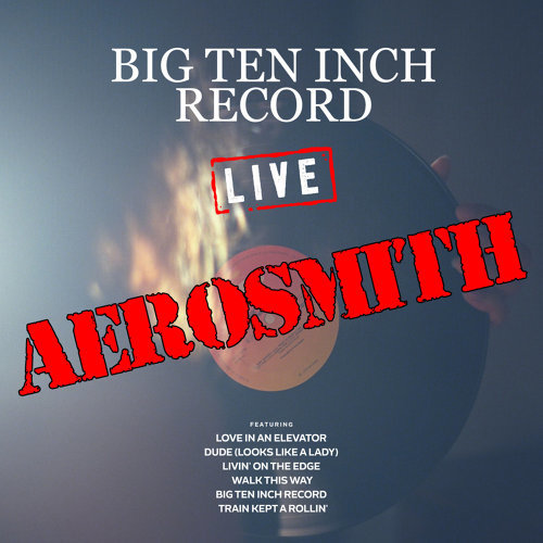 Big Ten Inch Record - Live
