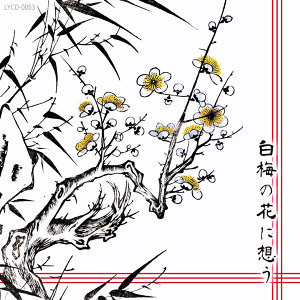 白梅の花に想う (Hakubai no hana ni omou)