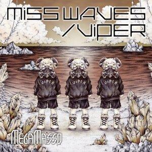 MISS WAVES/VIPER 「I know U miss Me」盤