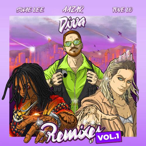 Diva - Remixes Pt.1