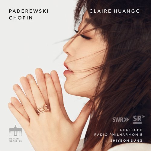 Paderewski and Chopin: Piano Concertos