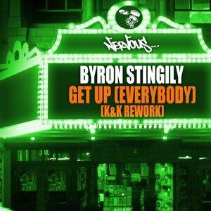 Get Up (Everybody) - K & K Rework
