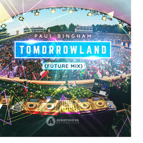 Tomorrowland (Future Mix)