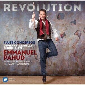 Revolution - Flute Concertos by Devienne, Gianella, Gluck & Pleyel