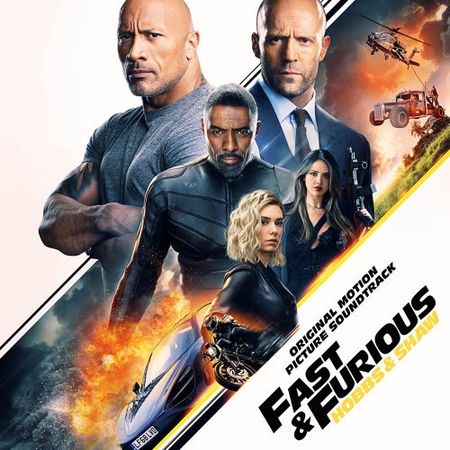 Fast & Furious Presents: Hobbs & Shaw (Original Motion Picture Soundtrack) (玩命關頭:特別行動電影原聲帶)