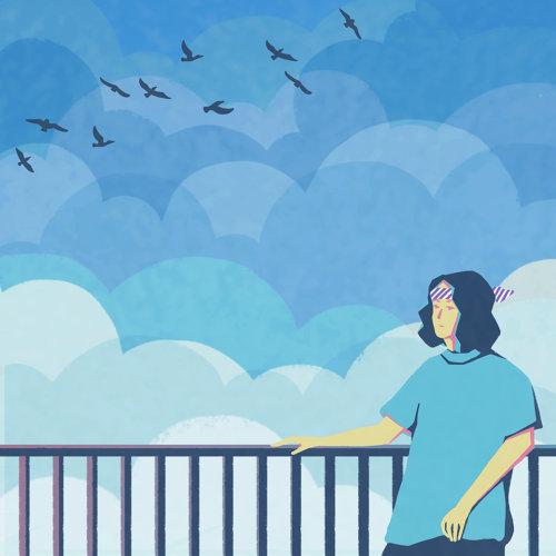 Sky Be Blue 하늘은 파랗게
