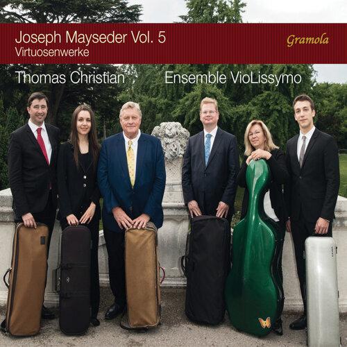 Joseph Mayseder: Virtuosenwerke, Vol. 5