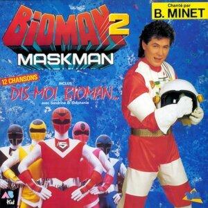 Bioman 2 : Maskman - Bande originale de la série télévisée