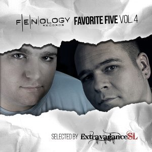 Fenology Favorite Five, Vol. 4 - Selected by Extravagance SL
