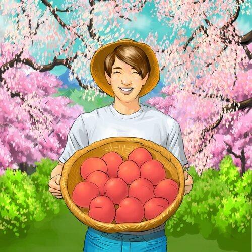 Peach 복숭아 (feat. Henry)