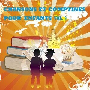 Chansons et comptines pour enfants, Vol. 3