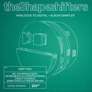 Analogue to Digital - Album Sampler, Pt. 2