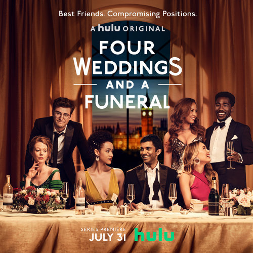 """For Once In My Life - From """"Four Weddings And A Funeral"""""""