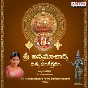 Sri Annamacharya Nitya Sankeerthanam, Vol. 3