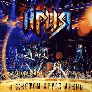 В жёлтом круге арены - Live