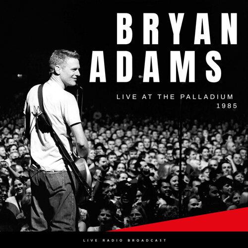 Live At The Palladium 1985 - Live