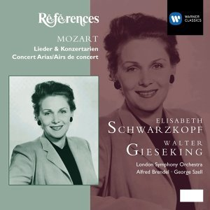 Mozart : Lieder and Concert Arias