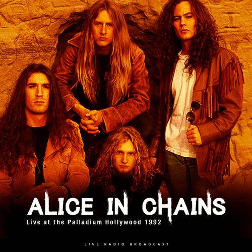 Live At The Palladium Hollywood 1992 - Live