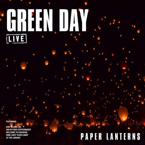 Paper Lanterns - Live