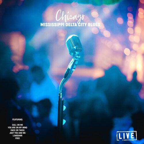 Mississippi Delta City Blues - Live