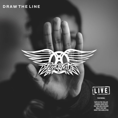 Draw The Line - Live
