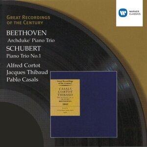 Beethoven/Schubert: Piano Trios