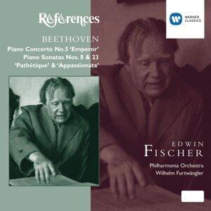 Beethoven: Piano Concerto No. 5/ Piano Sonatas Nos. 8 & 23