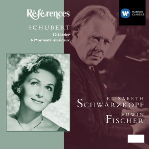 Schubert: 12 Lieder - 6 Moments musicaux