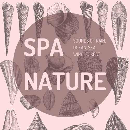 spa relaxation - Spa Nature: Sounds of Rain, Ocean, Sea