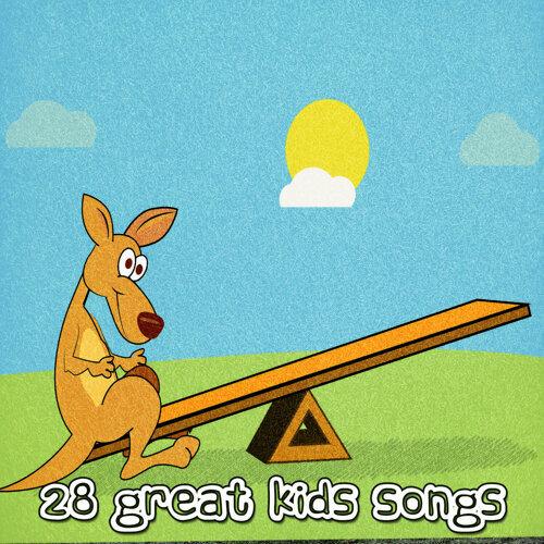 28 Great Kids Songs