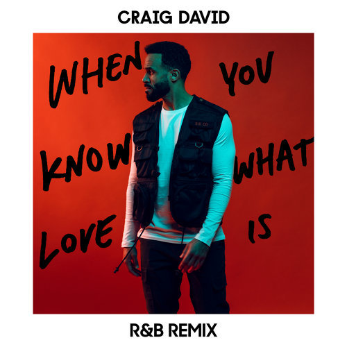 When You Know What Love Is - R&B Remix