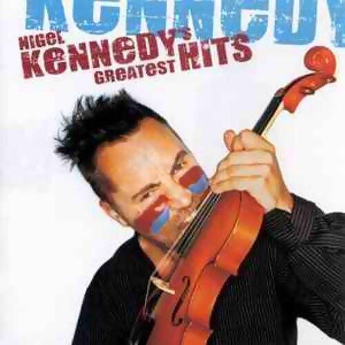 Nigel Kennedy's Greatest Hits - Single CD version
