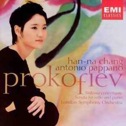 Prokofiev: Sinfonia concertante - Sonata for Cello and Piano