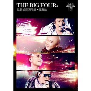 The Big Four World tour concert HK