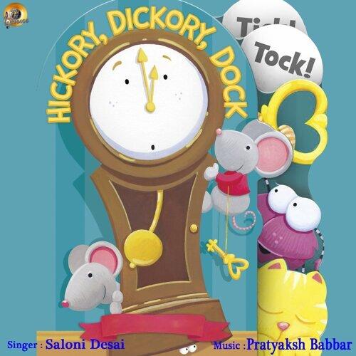 Hickory Dickory Dock - Kids Songs