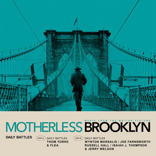 Daily Battles - From Motherless Brooklyn: Original Motion Picture Soundtrack