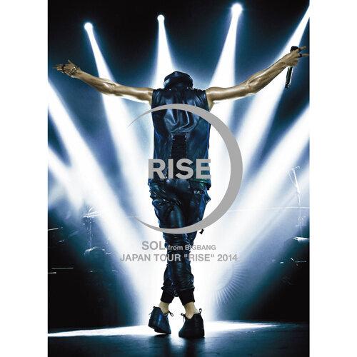 """SOL JAPAN TOUR """"RISE"""" 2014"""