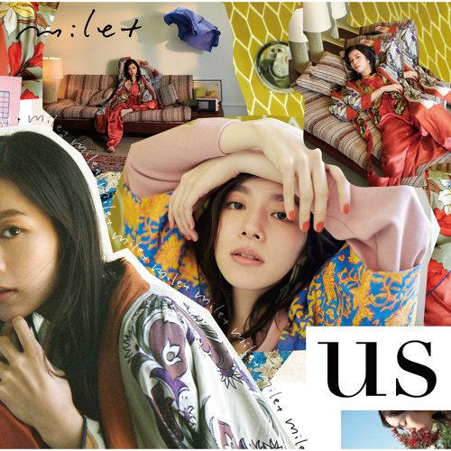 us - 日劇「偽裝不倫」主題曲