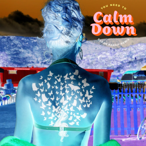 You Need To Calm Down - Clean Bandit Remix