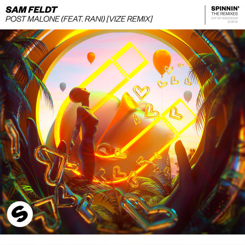 Post Malone (feat. RANI) - VIZE Remix