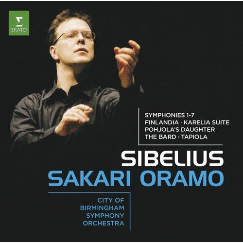 Sibelius : Symphonies Nos 1 - 7 & Orchestral Works