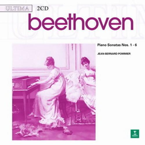 Beethoven Piano Sonatas Nos 1 - 6 ULTIMA