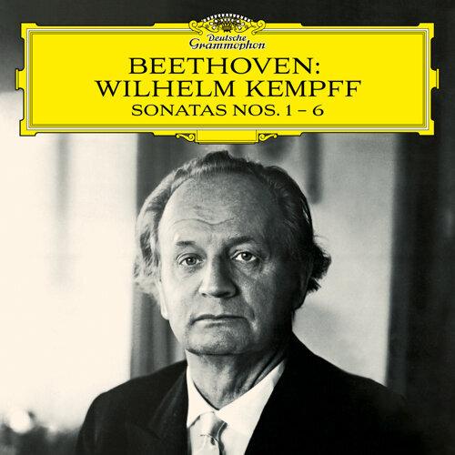 Beethoven: Sonatas Nos. 1 - 6