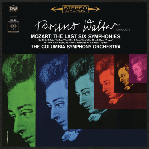 Mozart: The Last Six Symphonies - Remastered