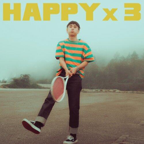 happy x3