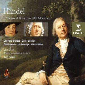 Handel - L'allegro, il penseroso ed il moderato
