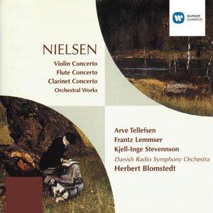 Nielsen: Symphonic Rhapsody/ Helios Overture/ Saga Drom etc