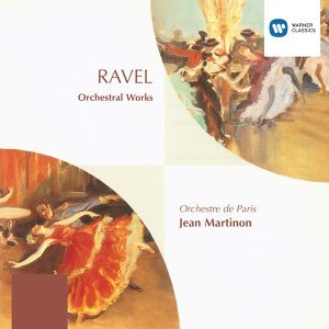 Ravel Orchestral Works