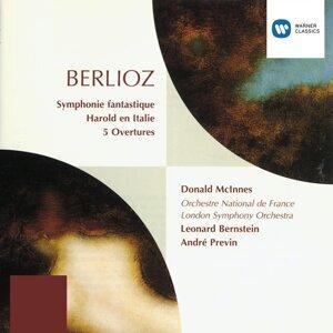 Berlioz: Symphonie Fantastique/Harold in Italy etc.